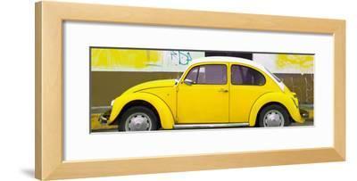 ¡Viva Mexico! Panoramic Collection - Yellow VW Beetle