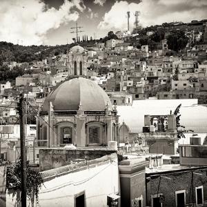?Viva Mexico! Square Collection - Guanajuato Colorful City VI by Philippe Hugonnard