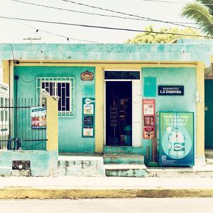 "?Viva Mexico! Square Collection - ""La Esquina"" Supermarket II - Cancun by Philippe Hugonnard"