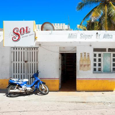 ¡Viva Mexico! Square Collection - Mini Supermarket Vintage by Philippe Hugonnard