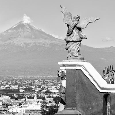 ¡Viva Mexico! Square Collection - Popocatepetl Volcano in Puebla XI