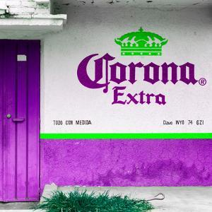 ¡Viva Mexico! Square Collection - Purple Extra by Philippe Hugonnard