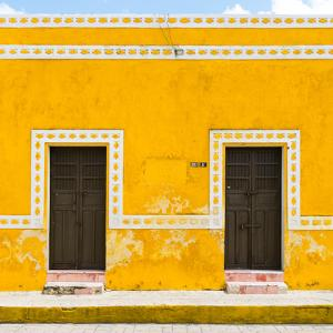 ¡Viva Mexico! Square Collection - The Yellow City IV - Izamal by Philippe Hugonnard