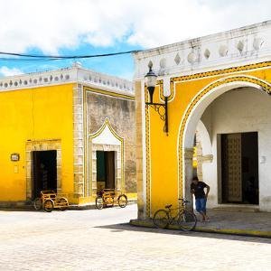 ¡Viva Mexico! Square Collection - The Yellow City VII - Izamal by Philippe Hugonnard