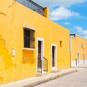 ¡Viva Mexico! Square Collection - The Yellow City X - Izamal by Philippe Hugonnard