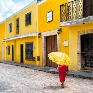 ¡Viva Mexico! Square Collection - The Yellow City XII - Izamal by Philippe Hugonnard