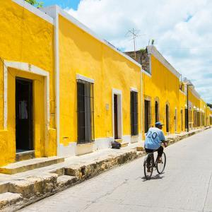 ¡Viva Mexico! Square Collection - The Yellow City XVI - Izamal by Philippe Hugonnard