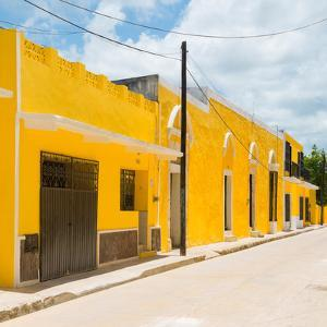 ¡Viva Mexico! Square Collection - The Yellow City XVII - Izamal by Philippe Hugonnard