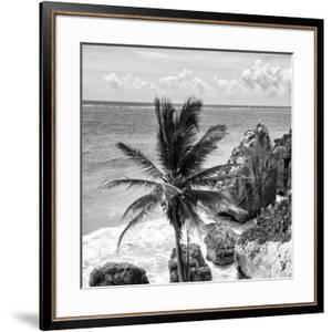 ¡Viva Mexico! Square Collection - Tulum Caribbean Coastline XI by Philippe Hugonnard
