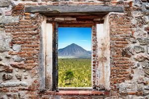 ¡Viva Mexico! Window View - Mexican Desert by Philippe Hugonnard