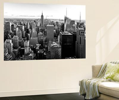 Wall Mural - Manhattan Skyline with the Empire State Building - New York