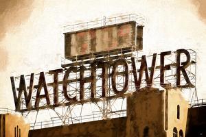Watchtower by Philippe Hugonnard