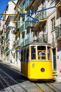 Welcome to Portugal Collection - Bica Elevator Tram in Lisbon by Philippe Hugonnard