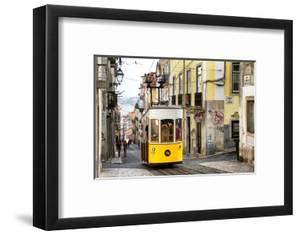 Welcome to Portugal Collection - Bica Tram in Lisbon by Philippe Hugonnard