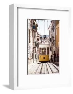 Welcome to Portugal Collection - Bica Yellow Tram II by Philippe Hugonnard