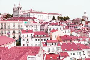 Welcome to Portugal Collection - Incredible Lisbon Pink by Philippe Hugonnard