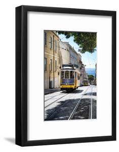 Welcome to Portugal Collection - Moniz Tram 28 Lisbon by Philippe Hugonnard