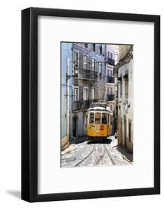 Welcome to Portugal Collection - Vintage Lisbon Tram 28 by Philippe Hugonnard