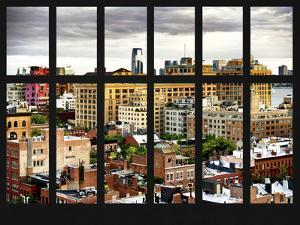 Window View - The Meatpacking District View - West Village - Manhattan - New York City by Philippe Hugonnard