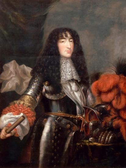 Philippe I, Duke of Orléans (1640-170)-Antoine Mathieu-Giclee Print
