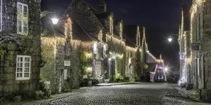 A Street in Bretagne 2 by Philippe Manguin
