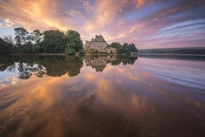 Abbaye De Paimpont by Philippe Manguin