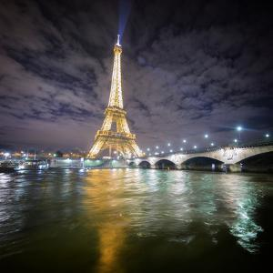 Eiffel Tower by Philippe Manguin