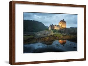 Eilean Donan Castle In Scotland by Philippe Manguin