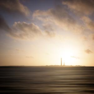 Ile Vierge Lighthouse by Philippe Manguin