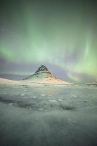 Kirkjuffel Mountain by Philippe Manguin