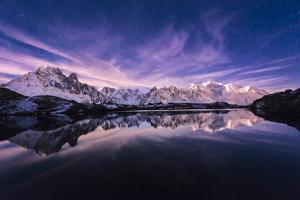 Lac des Cheserys 2 by Philippe Manguin