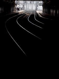Montparnasse Railway Station in Paris by Philippe Manguin