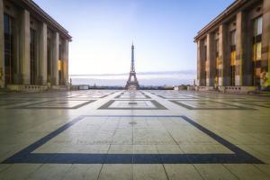 Paris Trocadéro by Philippe Manguin