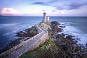 Phare Du Petit Minou Lighthouse by Philippe Manguin
