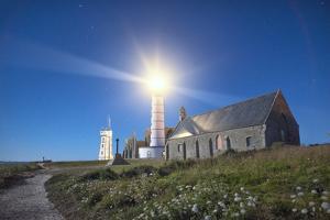 Pointe Saint Mathieu Lighthouse by Philippe Manguin