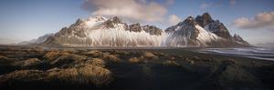 Stokksnes Mountain Panoramic by Philippe Manguin