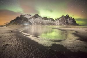Stokksnes Nights by Philippe Manguin