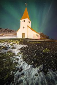 Vik Church by Philippe Manguin