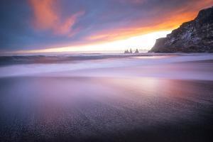 Vik Sunset by Philippe Manguin