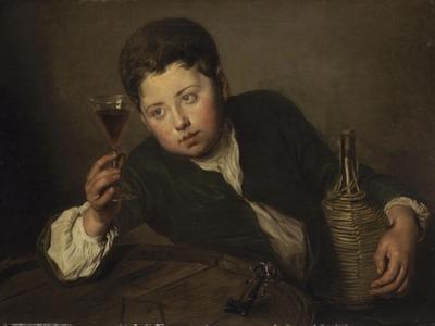 Le Jeune dégustateur by Philippe Mercier