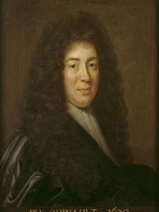 Philippe Quinault (1635-1688), poète, membre de l'Académie française
