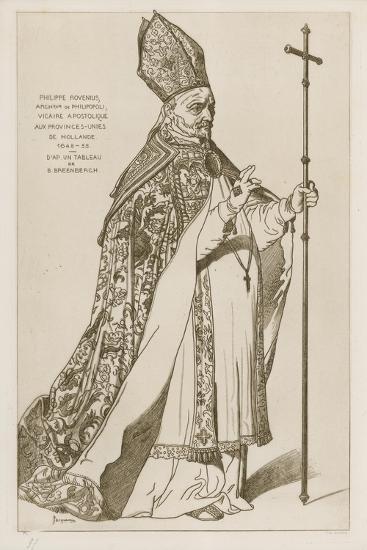 Philippe Rovenius-Bartholomeus Breenbergh-Giclee Print