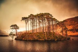 Picturesque Loch Eilt by Philippe Saint-Laudy