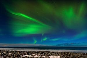 Aurora Borealis I Norway 2 by Philippe Sainte-Laudy