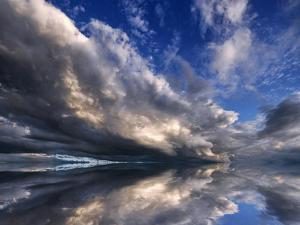 Clouds World by Philippe Sainte-Laudy