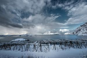 Cloudy Day in Norway by Philippe Sainte-Laudy