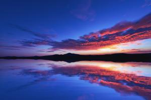 Double Sky by Philippe Sainte-Laudy