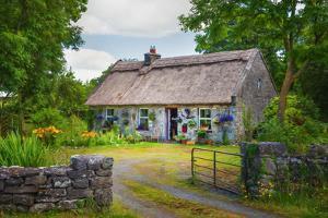 Irish House by Philippe Sainte-Laudy