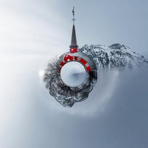 It's a Small World 3 by Philippe Sainte-Laudy