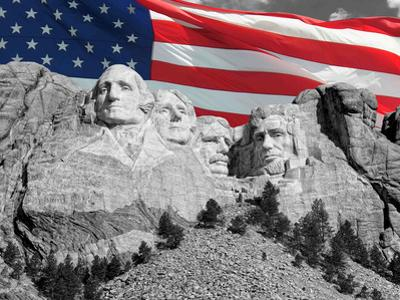 Mount Rushmore by Philippe Sainte-Laudy